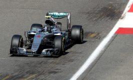 Belçikada ilk sıra Rosberg-in