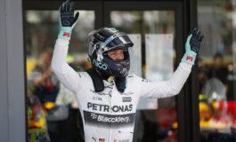 Belçika-da qalib: Nico Rosberg