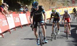 """Chris Froome """"Vuelta 2016""""nın 11-ci mərhələsinin qalibi oldu"""