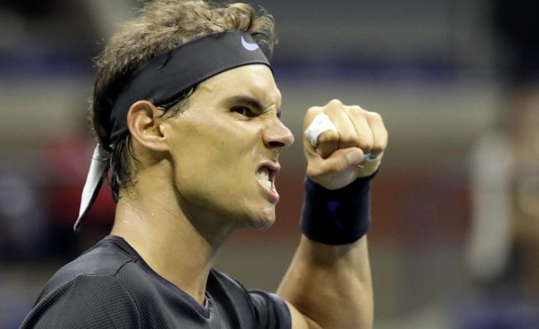Rafael Nadal qarşısıalınmazdır