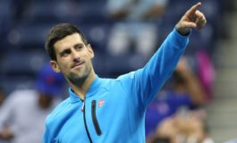 Djokovic yarım finalda Gael Monfils ilə qarşılaşacaq