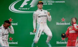 İtaliya Grand Prix'ində qalib, Nico Rosberg'dir
