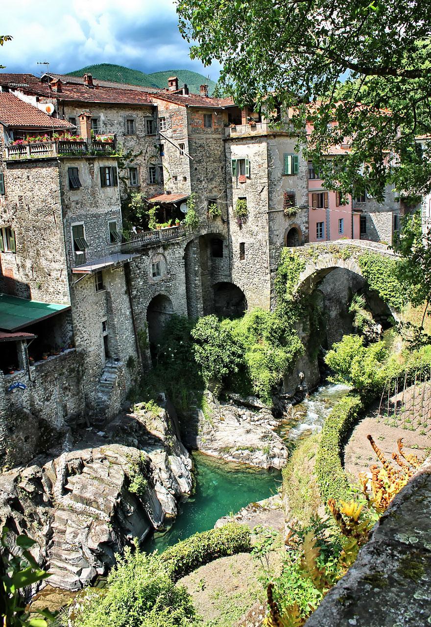 Bagnone-Italy