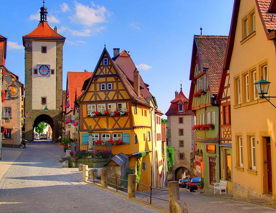 Rothenburg-Almanya
