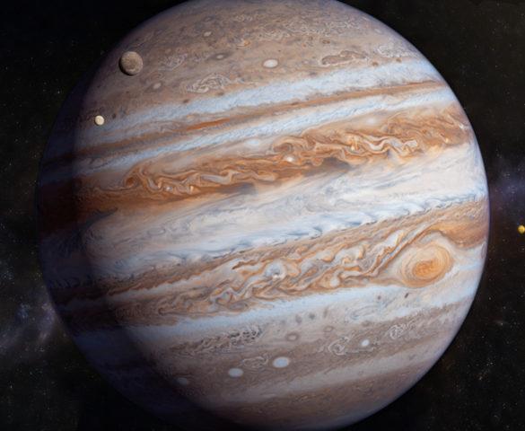 NASA Yupiterin ürküdücü səsini və ən yaxın məsafədən şəkillərini yayımladı - Video