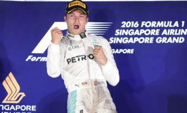 Nico Rosberg liderliyi ələ keçirdi