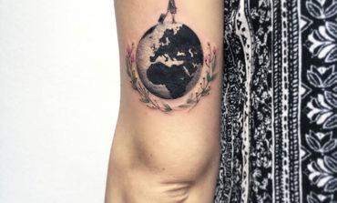 """""""Tattoo"""" çəkdirmək istəyənlərə – idea!"""