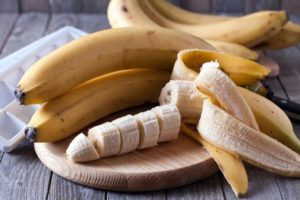 whole-and-sliced-bananas-on-board