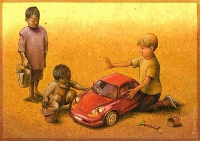 Uşaqlar - özümüzün bir təzahür formasıdır.