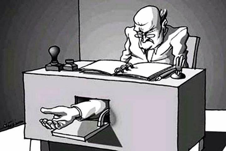 Bürokratiyanın bütün mahiyyəti.