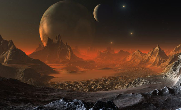 Okeanlarla örtülü planet kəşf edildi