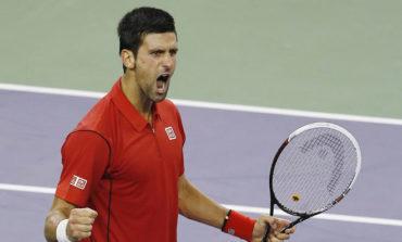 """Shanghai Masters"" tennis turnirində ilk yarımfinalçılar məlum oldu"