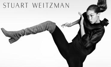 Gigi Hadidin ikinci böyük dizayn tərəfdaşı: Stuart Weitzman