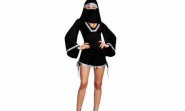 Amazondan Halloween kostyumu: Seksi Burka