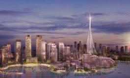 Dubayda Burj Khalifa-nın rekordunu qıracaq yeni göydələnin tikintisinə başlayıblar
