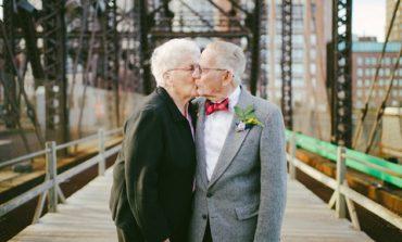 Sevgi Dərinlərdədir - 61'ci evlilik il dönümü