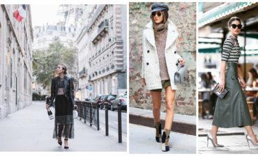 """Instagram'dan həftənin dəbli geyimləri: """"fashion blogger""""lərdən tövsiyyələr"""