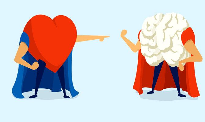 Sizi ağlınız yoxsa hissləriniz idarə edir? – Test