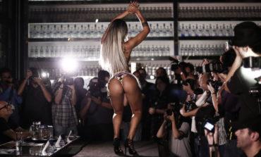 Miss Bumbum Braziliya 2016 gözəllik yarışması keçirilir