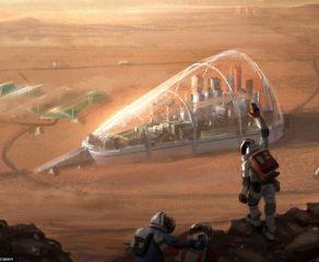 NASA, 10 il əvvəl Mars'da həyat tapıb | İddia