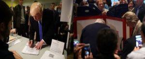 yaaz.az foto amerikada prezident seckileri