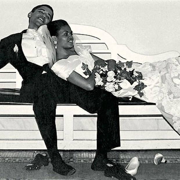 yaaz.az Barack Obama and Michelle Obama photos