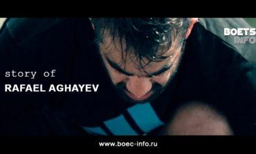 Rusiyanın məşhur jurnalı beş qat Dünya Çempionu Rafael Ağayev'ə həsr olunmuş film çəkib | Video
