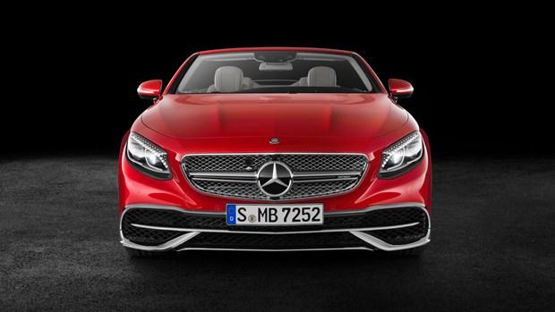 yaaz.az Mercedes-Maybach S600 Cabrio