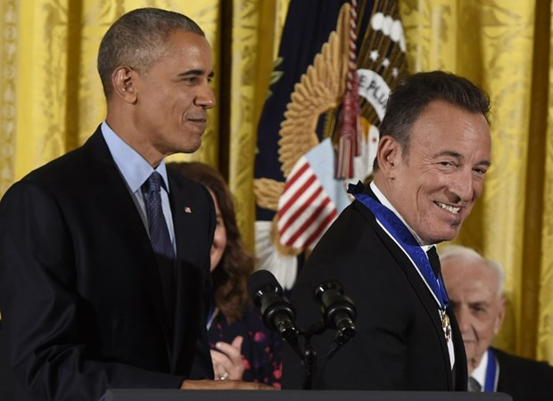 yaaz.az Barack Obama Azadliq Medali