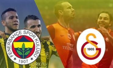 Fenerbahçe - Galatasaray   Derbidə qalib kim olacaq?