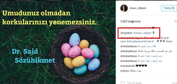 yaaz.az Muratl yildirim İmane Elbani foto