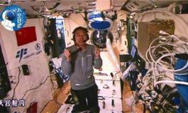 Kosmosdan xəbər yayımlayan ilk müxbirlər tarixə düşdülər