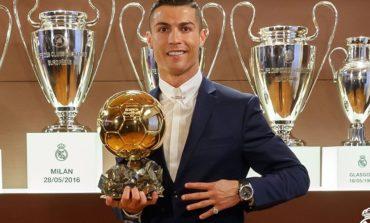 'Qızıl Top'un sahibi Cristiano Ronaldo: 'Bu il karyeramın ən yaxşı ili idi'