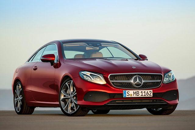 yaaz.az Mercedes-Benz E-Class kupe foto