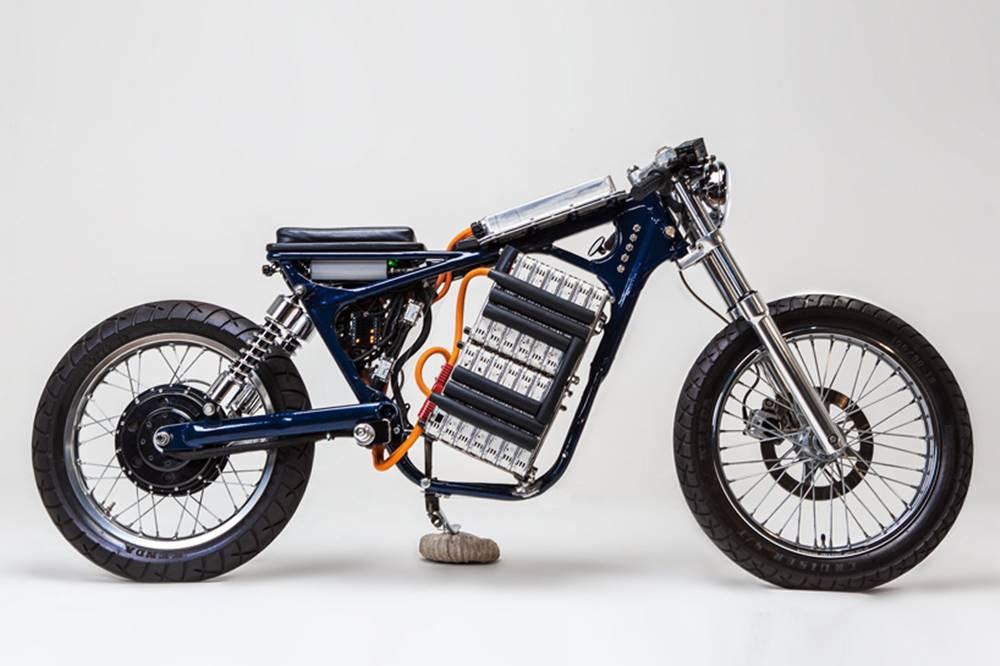 CUSTOM ELECTRIC Motorcycles / NightShift Bikes