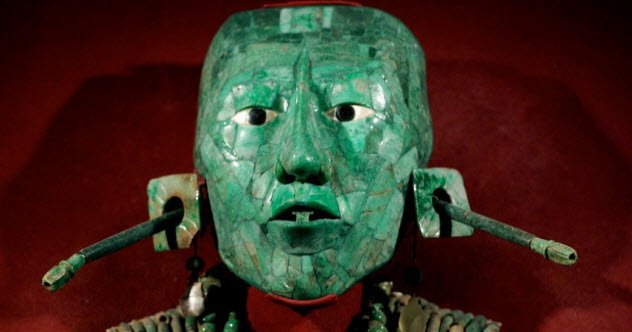 Lord Pakalın dəfn maskası