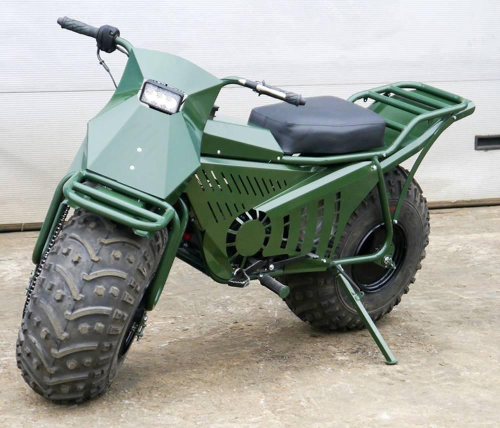 TARUS 2x2 MOTORCYCLE
