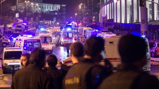 yaaz.az İstanbulda terror hadisesi 2016