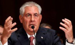 Trump Exxon-un sədrini Dövlət katibi seçdi