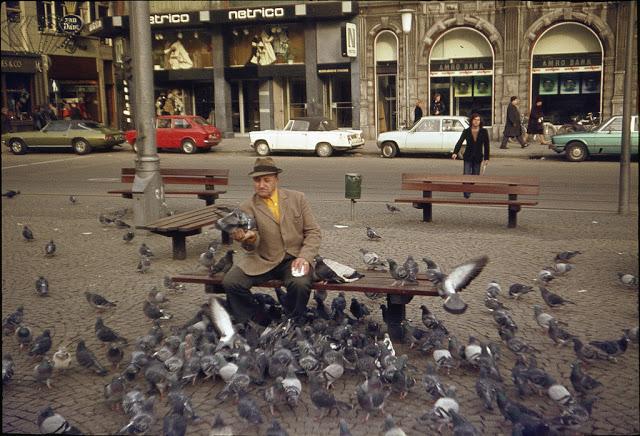 Amsterdam, Hollandiya 1976