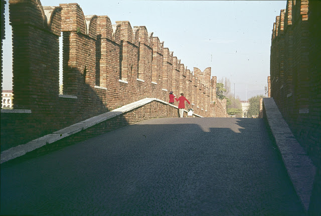 Castelvecchio Körpüsü / İtaliya 1976
