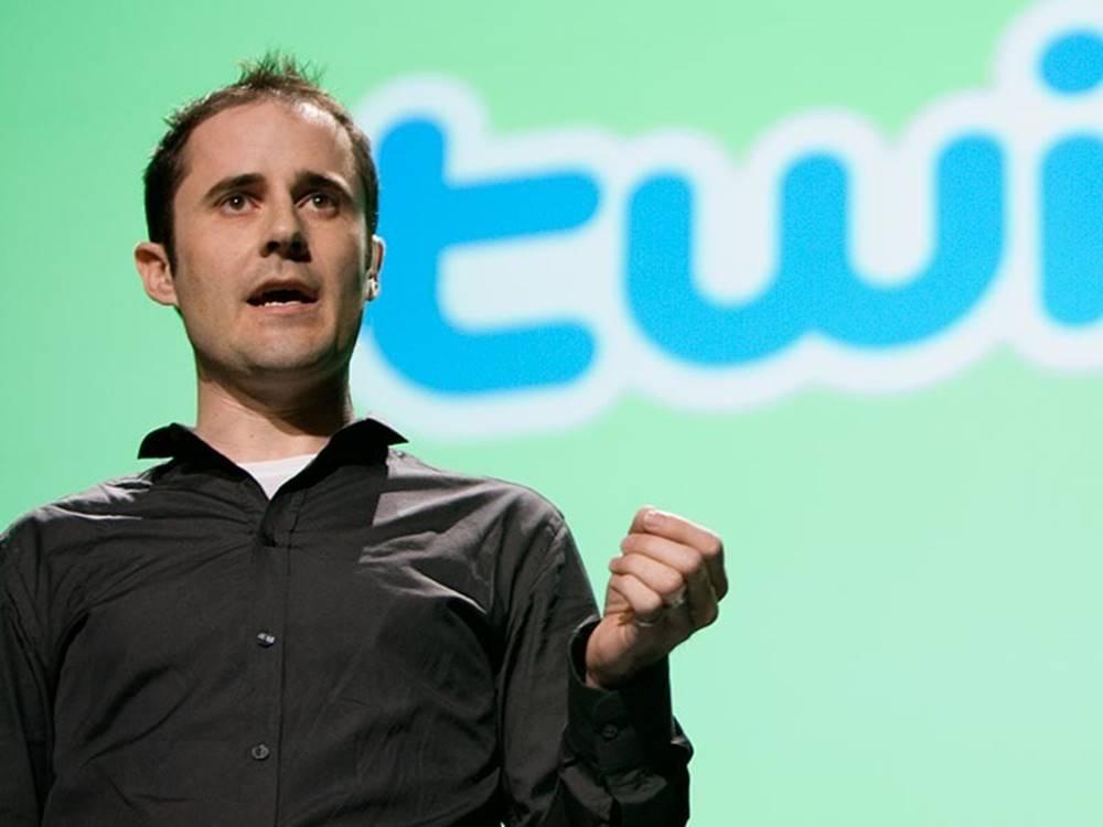 Evan Williams - Twitterin Qurucu Tərəfdaşı