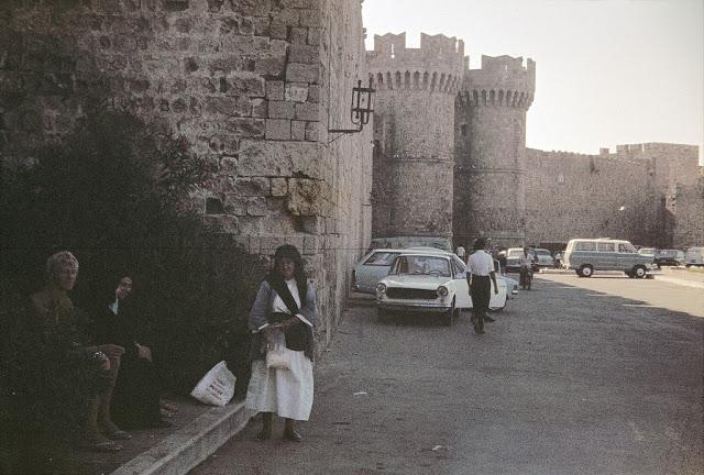 Rodos / Yunanıstan 1971