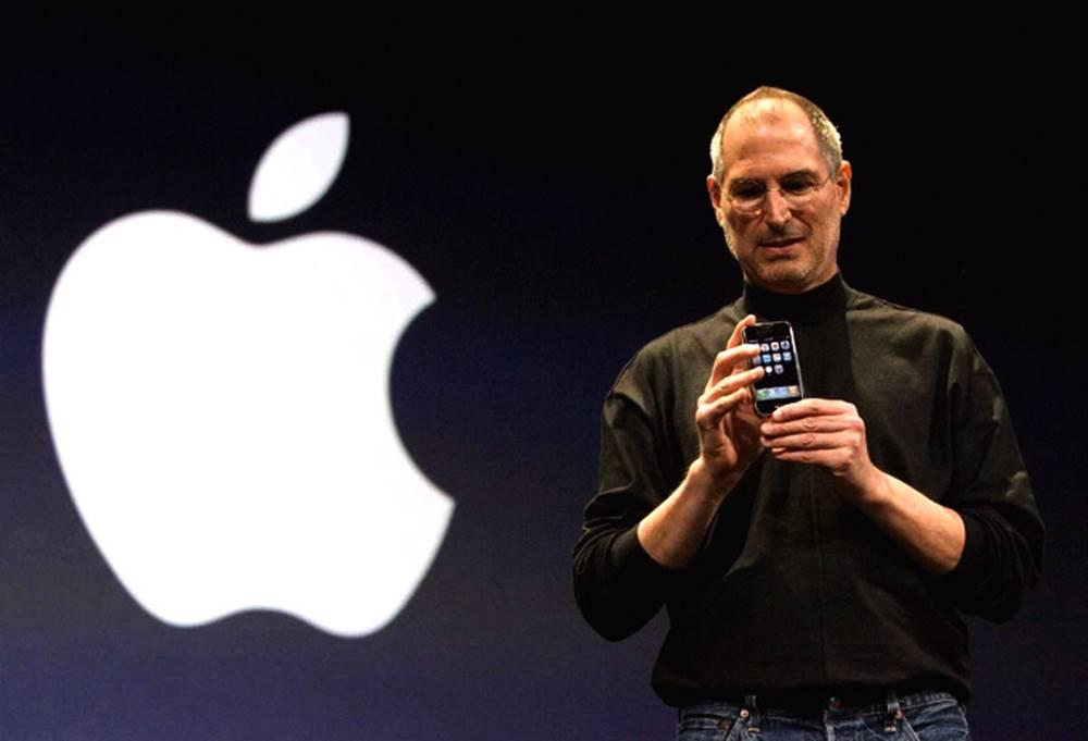 Steve Jobs - Applenin Qurucusu