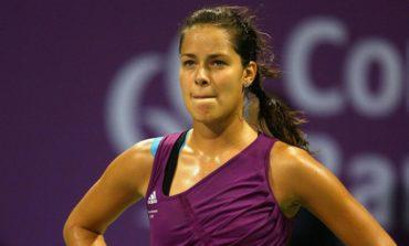 Anna İvanoviç tennis sevərləri üzdü