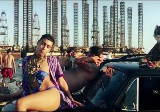 Eurovision 2017 təmsilçimiz Dihaj'dan yeni 'Eşqini Aşağı Sal' klipi | Video