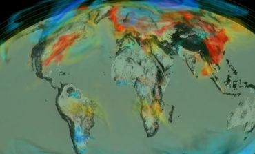 Dünyanın nəfəs mübadiləsi NASA tərəfindən 3D görüntülərlə təqdim olundu | Video