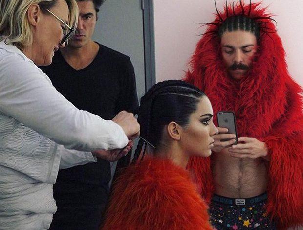 'Photoshop'un yeni qurbanı: Kendall Jenner