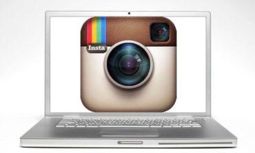 Kompüterdən Instagrama necə şəkil yükləmək olar?