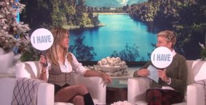 yaaz.az The Ellen Show jennifer aniston 2016